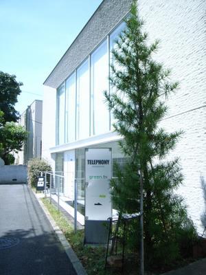 Green TV オフィス