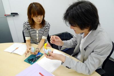 左から松田、KEIさん